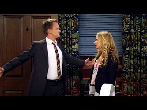 How Met Your Mother Barney Explaines To Quinn Series