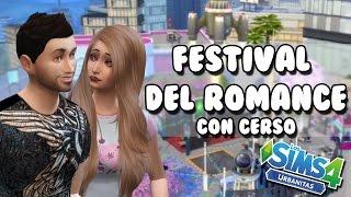 LA PASAMOS MAL EN EL FESTIVAL DEL ROMANCE | Perdida en la ciudad Episodio 4 | Los Sims 4 Urbanitas
