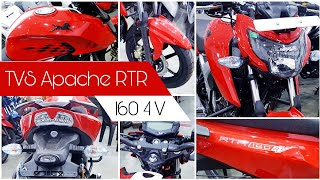 TVS Apache RTR 160 4V My Honest Review,Full Walkaround,Opinions