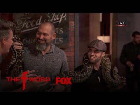 Gordon Ramsay Encounters A Python | Season 1 Ep. 8 | THE F WORD