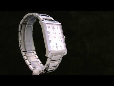 фото часы мужские прямоугольные датой с