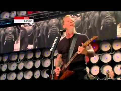 [HD]Metallica - Nothing Else Mathers - Live