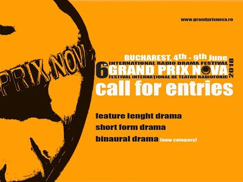 Grand Prix Nova 2018_Call 4 Programs