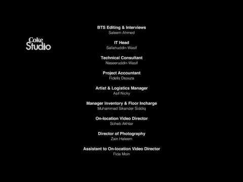 Coke Studio Pakistan, Season 7, Episode 6, End Credits
