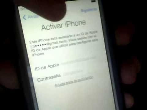 como desbloquear una contrasella para iphone