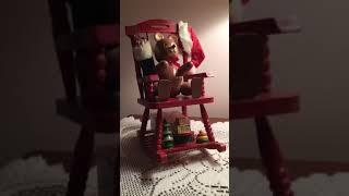 Jingle Bells Rocking Chair