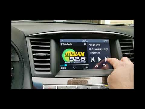 Repeat Grom Audio VLine review for 2006 Lexus LX470 by