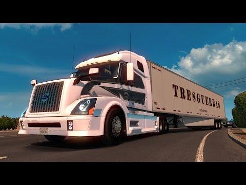 ATS | Volvo VNL 670 Skin Tres Guerras directo a La Paz