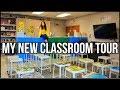 LIFE AS A TEACHER - Classroom Tour + Lesson Planning 9 Grades
