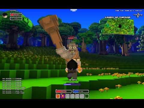 FIST RINGS! Oh here we go... Cube world part 2