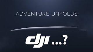 Анонс новых приключений от DJI | смотрите прямой эфир 23 января в 18:00