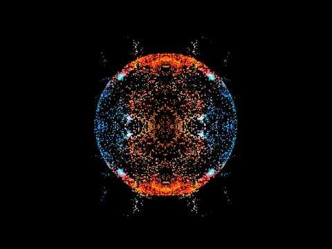 Trapcode Form visualisation | Gemini - Graduation