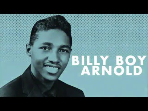 Billy Boy Arnold     ~    ''Trust Me Baby''  Live 1991