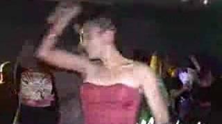 James Cobo And Joanna Salsa Dancing At The Clavekazi Social