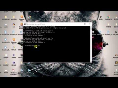 adb server didn't ACK    Daemon not running   failed to start daemon