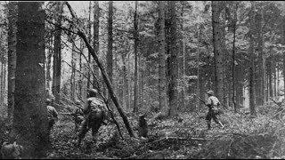 Песни Великой отечественной войны. Шумел сурово брянский лес.