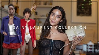 My Saint Laurent Collection an…
