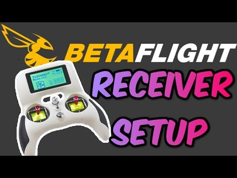 How to Bind receivers and Program Betaflight!  EASY Beginners guide