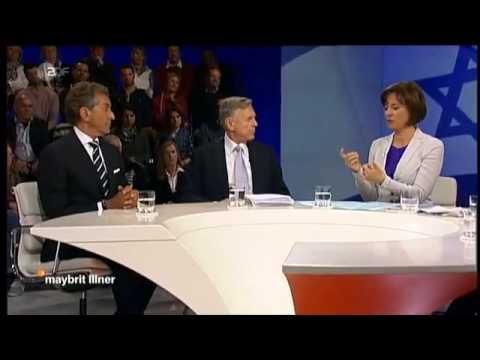 Maybrit Illner - Günter Grass und die Israelkritik (12.04.2012) mit Peter Scholl-Latour