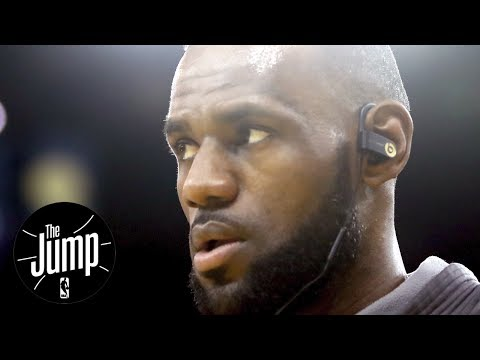 LeBron James Will Not Waive No-Trade Clause | The Jump | ESPN