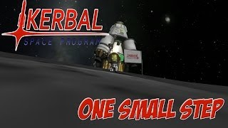 Kerbal Space Program - One Small Step