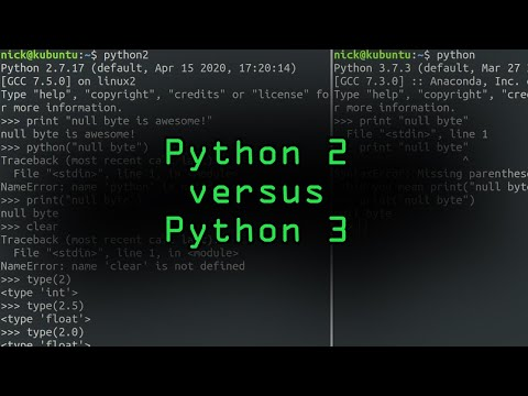 Python 2 vs. Python 3: How These Versions Differ for Hackers & Cybersecurity [Tutorial]