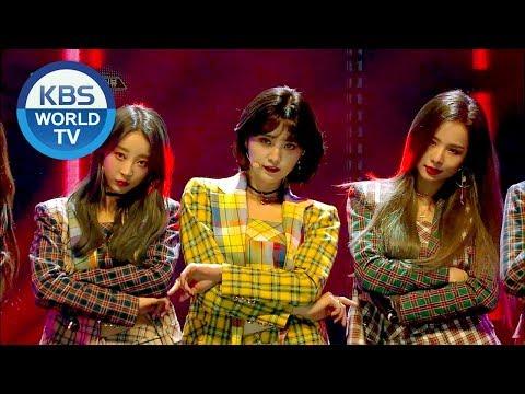 EXID - I LOVE YOU(알러뷰) [Music Bank / 2018.11.30]