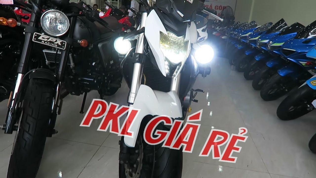 Benelli 302 Moto PKL Giá Rẻ Dòng Moto Naked 2 Máy Nổ Như Z1000 | Thắng biker