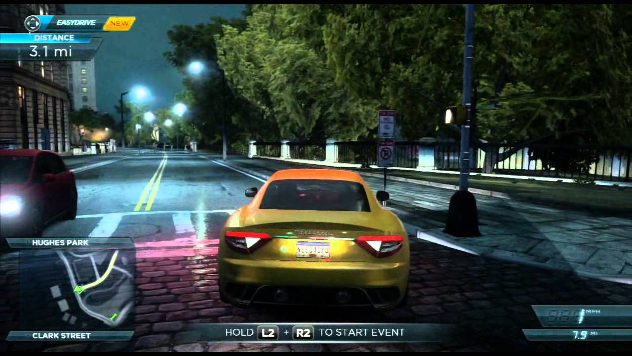 need for speed porsche ps3 запуск