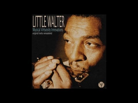 Little Walter  Its Too Late Brother 1956 Digitally Remastered