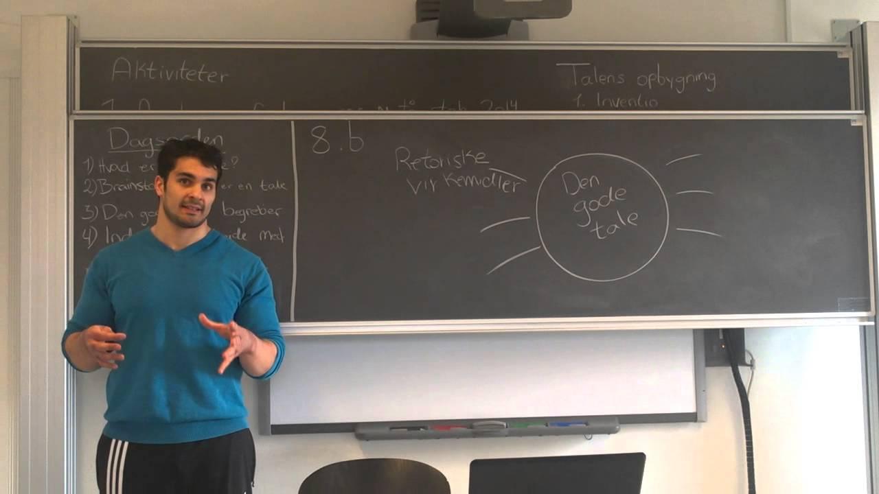 Mundtlighed 2015 Dansk undervisning del 1 af 3