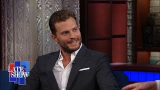 Jamie Dornan Switches From Sexy to Serious for Anthropoid