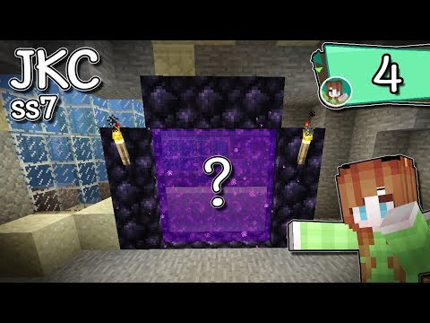 [JKC ss7] - ประตูสู่โลก.. เอะ? วางผิด !!? #4