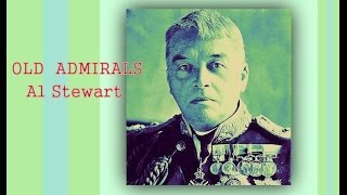Old Admirals -  LIVE Solo Acoustic -  AL STEWART