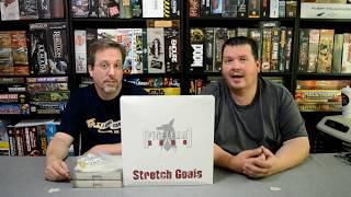 Unboxing of Fireteam Zero Stretch Goals