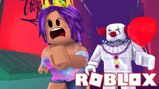 Escape The Evil Clown On Roblox!