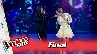 Baixar Claudia Leitte e Neto Junqueira cantam 'Bola de Sabão' na FINAL – 'TVK' | 3ª T