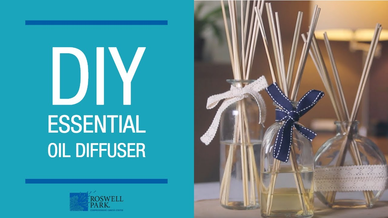 DIY: How to Make Essential Oil Diffuser