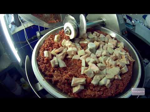 Бизнес в частном доме - Изготовление колбасы промышленными методами