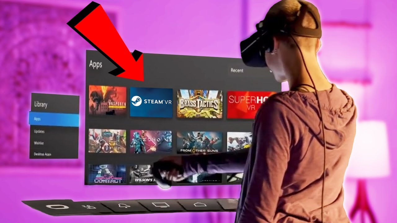 How To Setup SteamVR On Oculus Rift & Link Oculus To SteamVR 2019 Edition