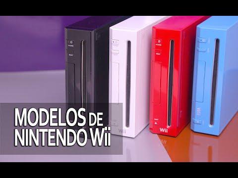 MODELOS  DE NINTENDO Wii