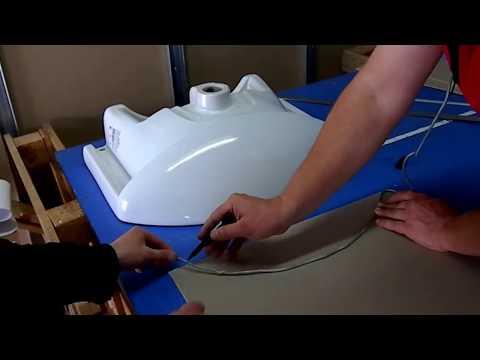 Как замерить раковину под тумбочку в ванную комнату Mikola-M