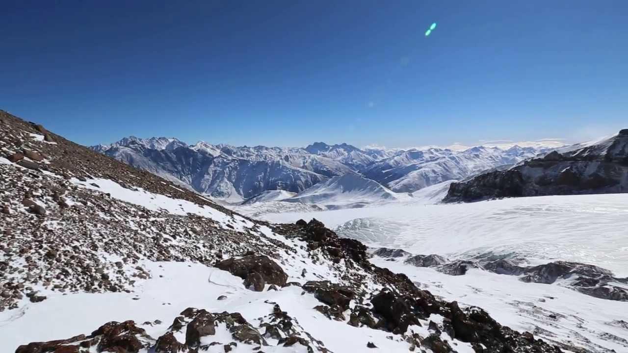 Горы - красиво и опасно