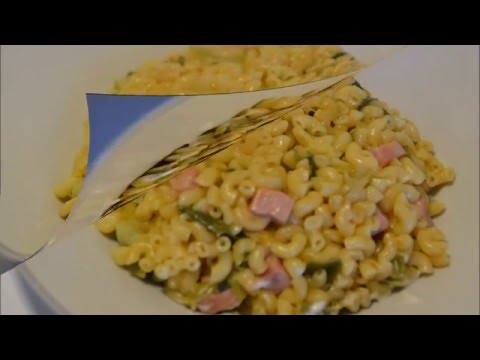 recettes-cookeo-:-coquillettes-sauce-poireaux-weight-watchers