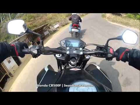 Tes Ride Honda CB500F (Turing Depok-Bogor)