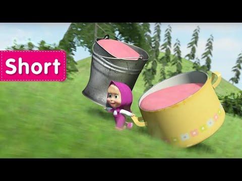masha-and-the-bear---recipe-for-disaster-(porridge-for-everybody!)