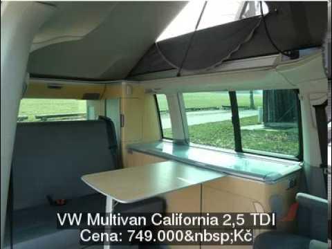 2017 Volkswagen California Luxury VIP - interior Exterior and .