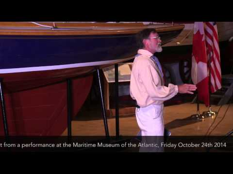 So Long From Home excerpt at the Maritime Museum of the Atlantic