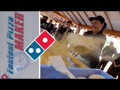 Domino's: Fastest Pizza Maker - Southeast Europe Finals