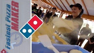 Domino's: Fastest Pizza Maker - Southeast Europe Finals